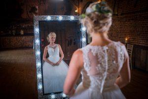 Magic Mirror At Hunters Hall