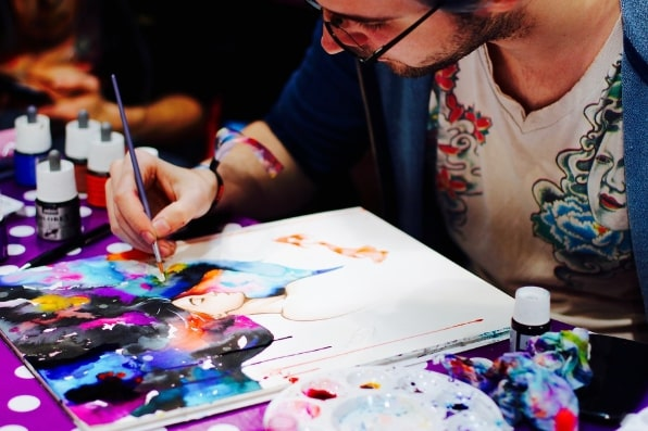 event sketch artist
