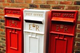 Post Box Hire Norwich