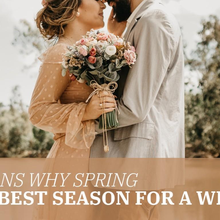 Spring Best Wedding Season East Anglia