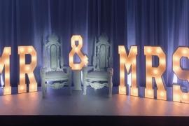 Mr & Mrs Letter hire Norwich