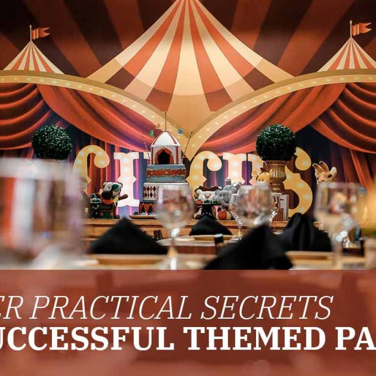Themed Party Secrets